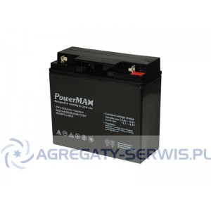 PM 12220 PowerMAX Akumulator VRLA 12V 22Ah